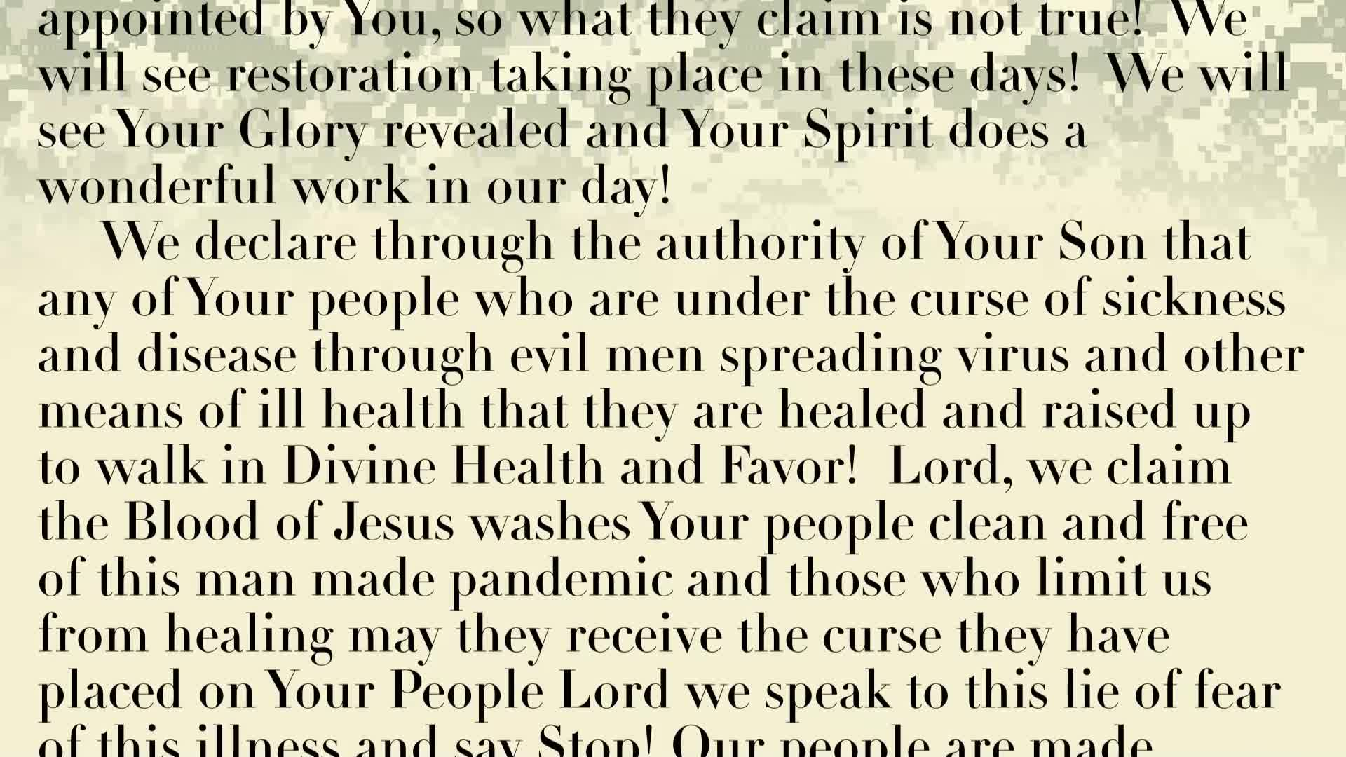 PRAYER FOCUS: THE TENSION OF GOODVS. EVIL IS IN US, BUT AS PAUL SAYS: THANK GOD FOR JESUS THE CHRIST!